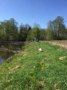 Forellenangeln Jugendgruppen Borsum/Lehe